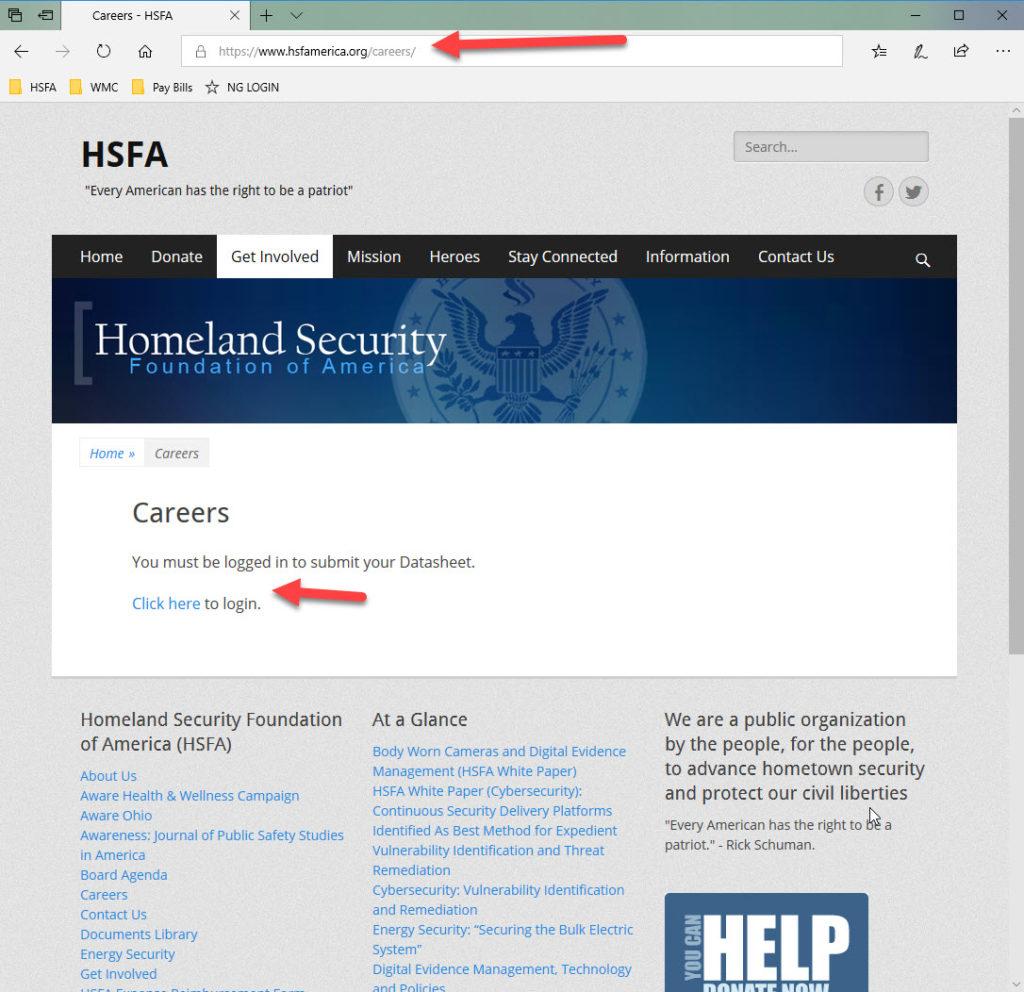 HSFA Policies and Procedures Manual - HSFA